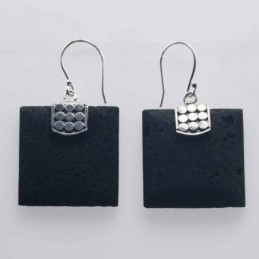 Earring  Square 20mm....