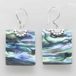 Earring Square  20x26mm....