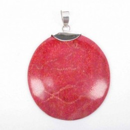 Pend. Round Coral