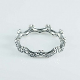 Ring Crown 5mm. Circonia
