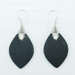 Earring Hand Fan Volcano...