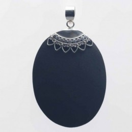 Pendant  Oval  35x47mm....