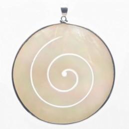 Pendant  Round Spiral...
