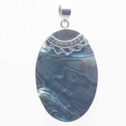 Pendant  Oval  19.5x45.5mm....