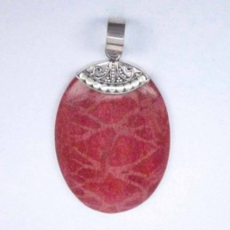Pend. Oval coral