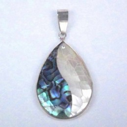 Earring Leaf 15x37mm....