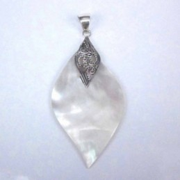 Pendant Mix Forms MOP Shell