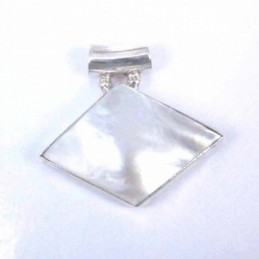 Earring Square  21x25mm....