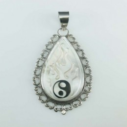 Pendant Drop MOP Shell