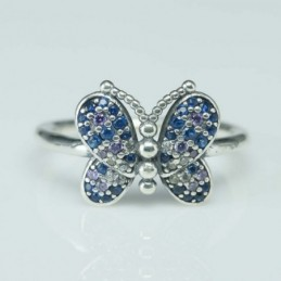 Ring Butterfly 11x13mm....