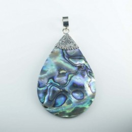 Pendant Drop Abalon Shell