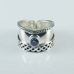 Toe Ring 10mm. Stone 1pc...