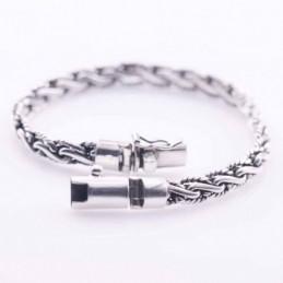Bracelet 7.5mm. Bali Style...