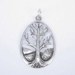 Pendant drop tree of live
