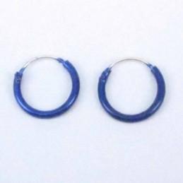 Ea Hoop 1.2X10mm. Zafire color