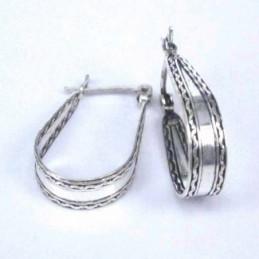 Earring Lanz. Abalon Shell