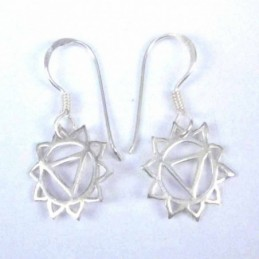 Earring Triangle 30x36mm....
