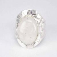 Rings Moon Stone