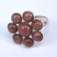 Rings Sun Stone
