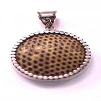 Earrings Abalon Shells