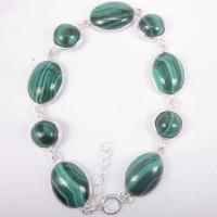 Bracelets Malachite Stone