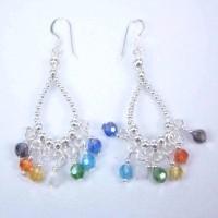 Earrings Chakras