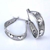 Earrings Hoop Thai